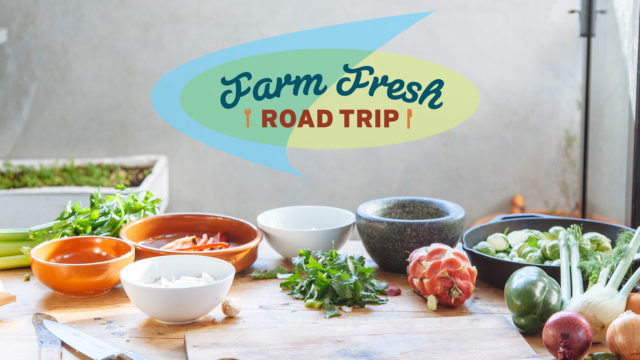 Farm Fresh Roadtrip