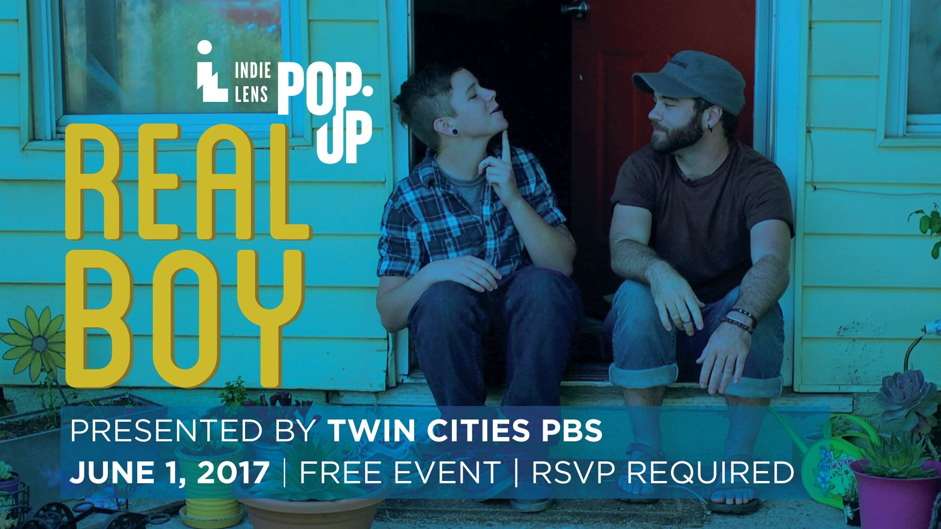 Indie Lens Pop-Up: Real Boy